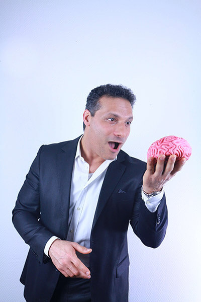 Reza Hojati Food Menal Coach